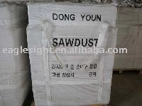 Pine sawdust
