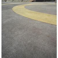 上海透水混凝土,昆山彩色透水混凝土—造型多样 RL