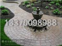 混凝土压模地坪,艺术地坪模具,地坪材料23元 RL