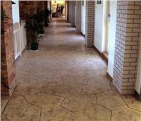 艺术地坪-压模地坪-彩色装饰路面 可提供详细资料