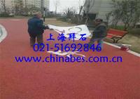 供应苏州透水混凝土胶结料/上海彩色透水砼公司 BES-06