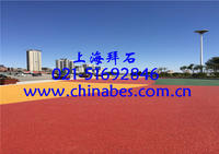供应衢州胶粘石透水混凝土/上海彩色混凝土施工工艺 BES-06