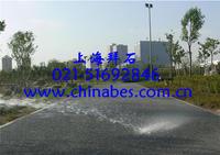 供应武汉C20透水混凝土价格/停车场透水路面报价 BES-02