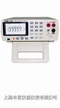 VC8155双显示台式数字万用表 VC8155