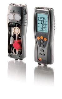 testo 327-1烟气分析仪 testo 327-1烟气分析仪