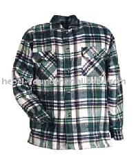 mens quilted shirts