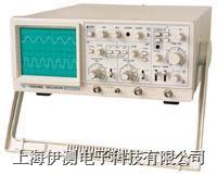 江苏绿杨40MHz模拟二踪通用示波器 YB4340C