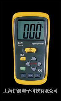 香港CEM数显单通道温度表 DT-610B