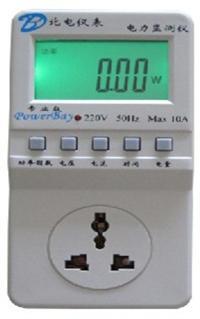 电器节能效果测试仪(专业版) 专业版智能插座式电量监测仪