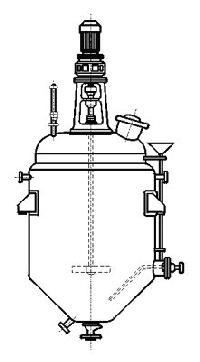 JC-300-3000型酒清沉淀罐