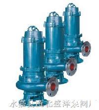 盛泽QWP型不锈钢防爆潜水排污泵