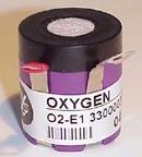 氧气(侧缘输出,1年寿命) O2-E1