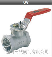UV-175PSi丝口球阀KITZ北泽_UV-175PSi丝口球阀