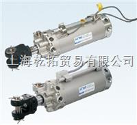 AIRTAC雙作用夾緊缸,亞德客焊接型氣缸 MCKA50-75-S-Y