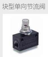 介绍NORGREN块型单向节流阀更多资料 T1000C1800