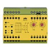 技术资料明细:德国PILZ安 全继电器 PNOZ 2VJ 24VDC 3n/o 1n/c 2n/o t