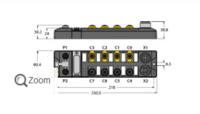 德国TURCK混合模块主要功能 TBIP-L5-FDIO1-2IOL