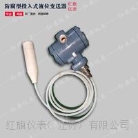 防腐投入式液位变送器 HQ2088F