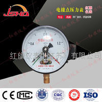 磁助式电接点压力表 YXC-100/150
