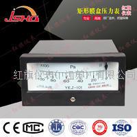 矩形膜盒压力表 YEJ-101