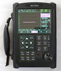 真彩式超声波探伤仪 (一键校准) NDT650