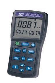 三轴式高斯表(电磁波测试器)TES-1394 TES-1394