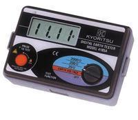数字接地电阻测试仪4105AH KYORITSU-4105AH