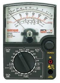 指针式万用表SP20 SP-20