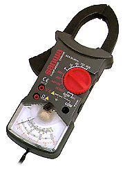 指针式交流电流钳表CAM600S CAM-600S