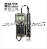 高精度内置GPS多参数(15项)水质分析测定仪 HI9829G