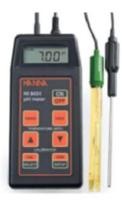 便携式微电脑pH-ORP-℃测定仪 HI8424