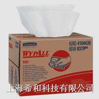 WYPALL* 劲拭* X80 超能型擦拭布(抽取式) 0162-00