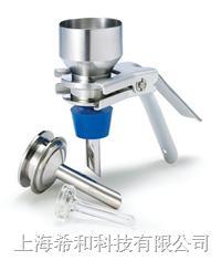 Millipore 50 mL 不锈钢换膜过滤器,25 mm