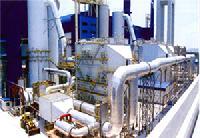 玻璃熔炉烟气处理系统