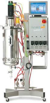 Techfors-S小型中试原位**发酵罐--发酵试验的*佳选择