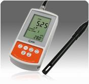 便携式电导率 电阻率 TDS 盐度测试仪 CON200