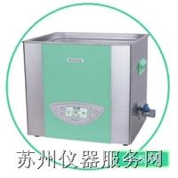超声波清洗机 高频台式清洗器-SK2200HP
