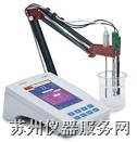 超大彩屏PH/mV/电导率/电阻率/TDS/盐度/℃分析测定仪  BD-HI4521
