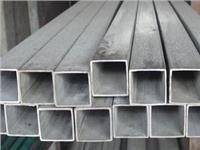304材质戴南不锈钢矩形管 常规及非标定制