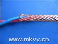 KVVRP  铜芯聚氯乙烯绝缘聚氯乙烯护套编织屏蔽控制软电缆  KVVRP 铜芯聚氯乙烯绝缘聚氯乙烯护套编织屏蔽控制软电