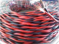 NH-RVS2*1铜芯聚氯乙烯绝缘绞型软电缆 NH-RVS2*1铜芯聚氯乙烯绝缘绞型软电缆