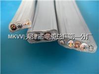 电梯监控专用视频线双钢丝TVVB2G-75-5+2*0.75 电梯监控专用视频线双钢丝TVVB2G-75-5+2*0.75