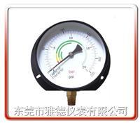 气动元件用气体压力表