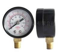 40MM径向气压表  40QL-L05