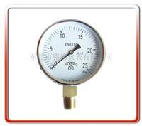 100MM径向微压表 WYE100-YL02