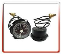 40MM带毛细管蒸汽压力表 40QZ-D01