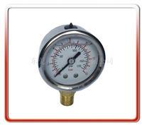 50MM径向耐震油压表 50UL-LA01