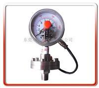 螺纹式电接点隔膜压力表  100MLX-C003