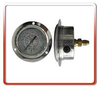 60MM轴向冷媒油压表 60LM-UB02