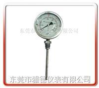 100MM径向耐震温度计 WSS411N